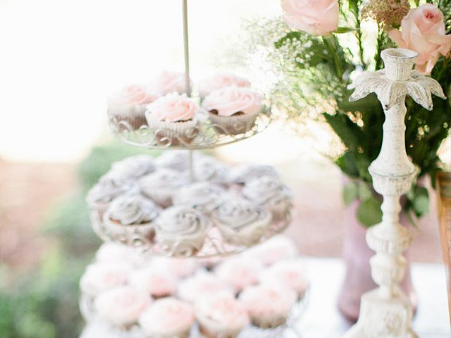 Ashley and Scott's Wedding in Andrews, North Carolina 13
