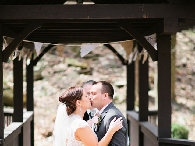 Ashley and Scott's Wedding in Andrews, North Carolina 6