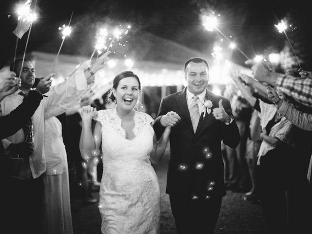 Ashley and Scott's Wedding in Andrews, North Carolina 14