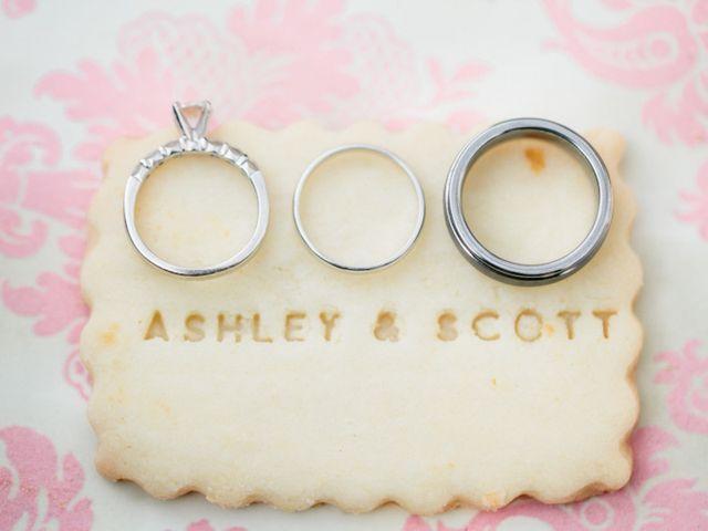 Ashley and Scott's Wedding in Andrews, North Carolina 1