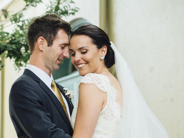 The wedding of Ward and Rachel