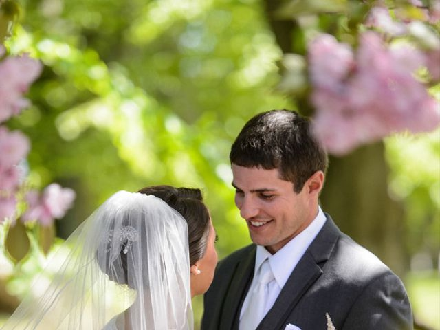 Courtney and Jeff's Wedding in Newport, Rhode Island 9