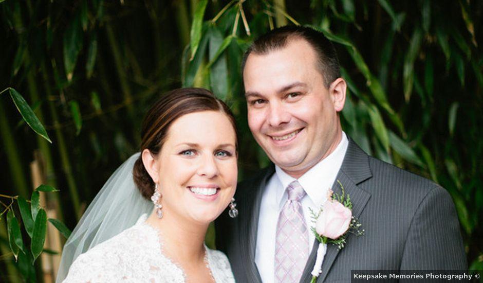Ashley and Scott's Wedding in Andrews, North Carolina