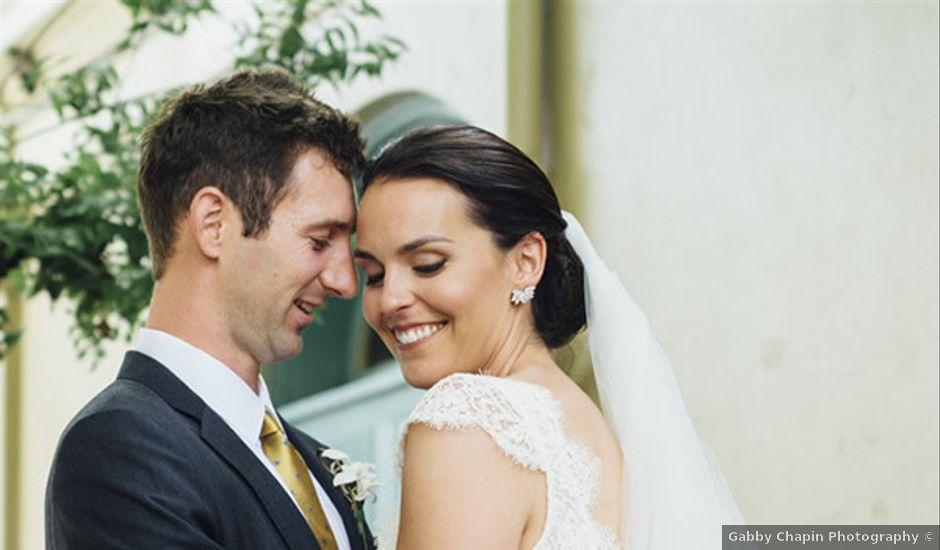 Rachel and Ward's Wedding in New Orleans, Louisiana