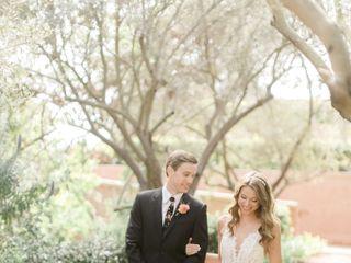 The wedding of Suzi and John 1
