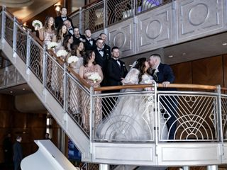 The wedding of Paddy and Raven 3