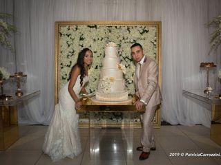 The wedding of Luis and Johanna