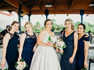 Carri and Sam's Wedding in Dunedin, Florida 15