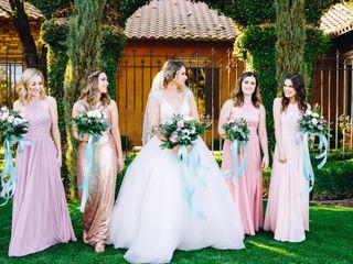 The wedding of Angela and Josh 2