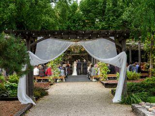 The wedding of Lisa and John 1