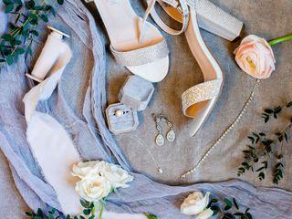 The wedding of Milena and Charlies 1