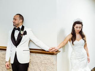 The wedding of Milena and Charlies 3