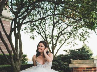 The wedding of Jillian and Jill 1