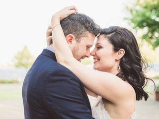 The wedding of Jillian and Jill