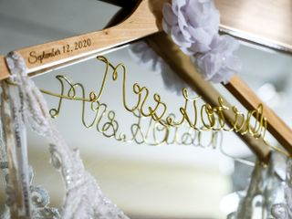 The wedding of Madison and Mitchell 2