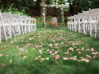 The wedding of James and Amory 1