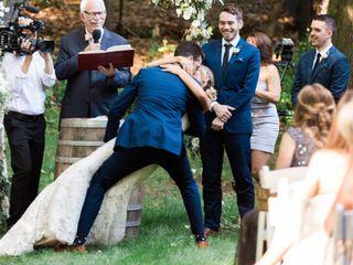 The wedding of James and Amory 3