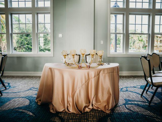 Carri and Sam's Wedding in Dunedin, Florida 5