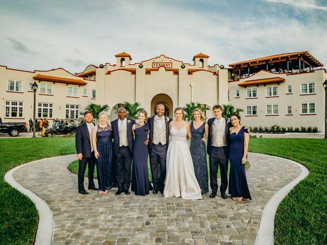 Carri and Sam's Wedding in Dunedin, Florida 6