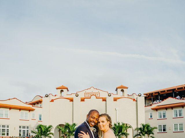 Carri and Sam's Wedding in Dunedin, Florida 7