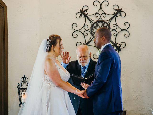 Carri and Sam's Wedding in Dunedin, Florida 9