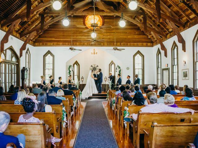 Carri and Sam's Wedding in Dunedin, Florida 10
