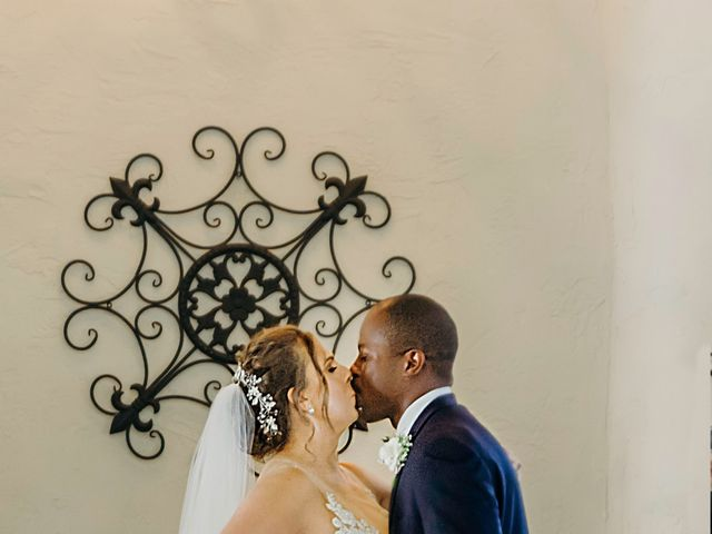 Carri and Sam's Wedding in Dunedin, Florida 11