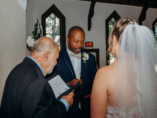 Carri and Sam's Wedding in Dunedin, Florida 12