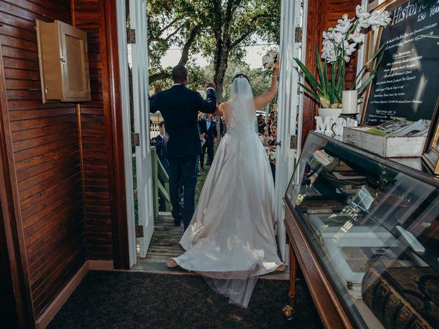 Carri and Sam's Wedding in Dunedin, Florida 13