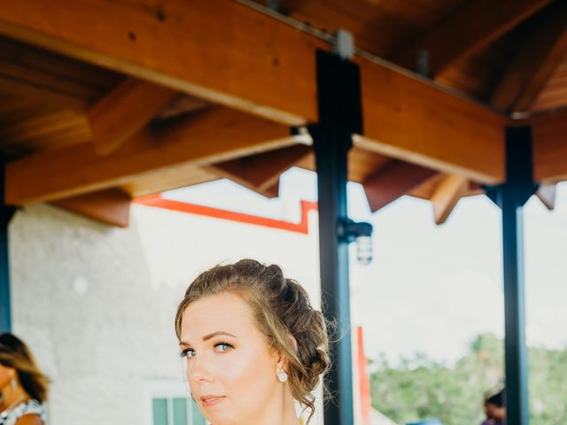 Carri and Sam's Wedding in Dunedin, Florida 14