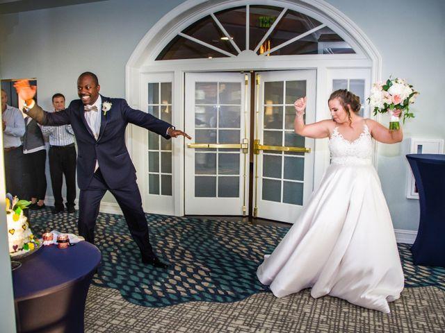 Carri and Sam's Wedding in Dunedin, Florida 16