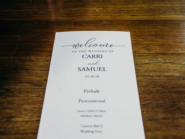 Carri and Sam's Wedding in Dunedin, Florida 18