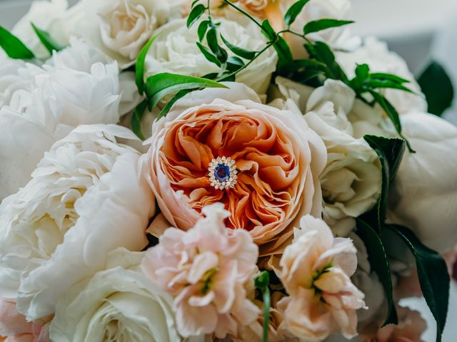 Carri and Sam's Wedding in Dunedin, Florida 19