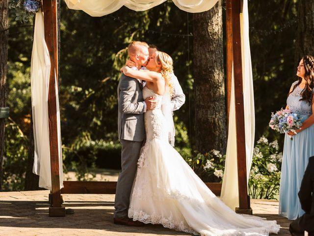 Jason and Kyla's Wedding in Vancouver, Washington 1