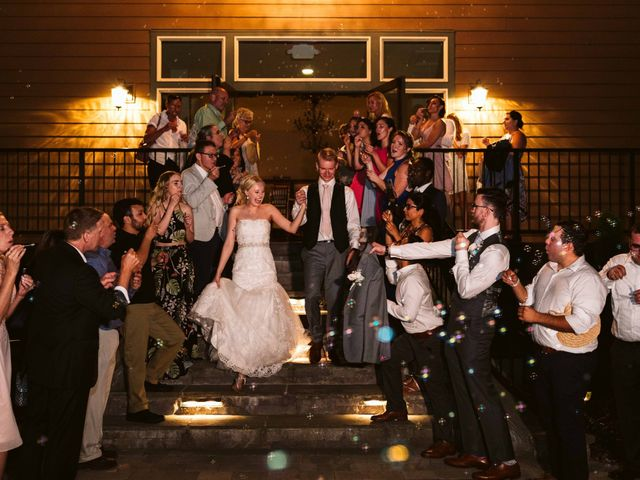 Jason and Kyla's Wedding in Vancouver, Washington 4