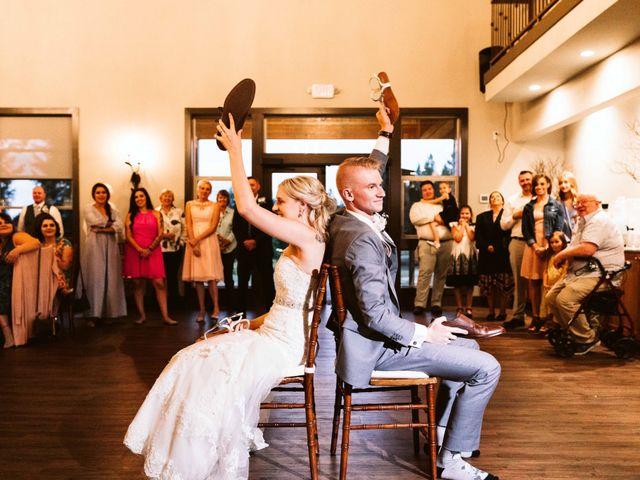 Jason and Kyla's Wedding in Vancouver, Washington 14