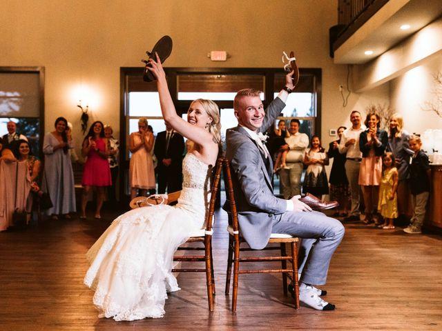Jason and Kyla's Wedding in Vancouver, Washington 17
