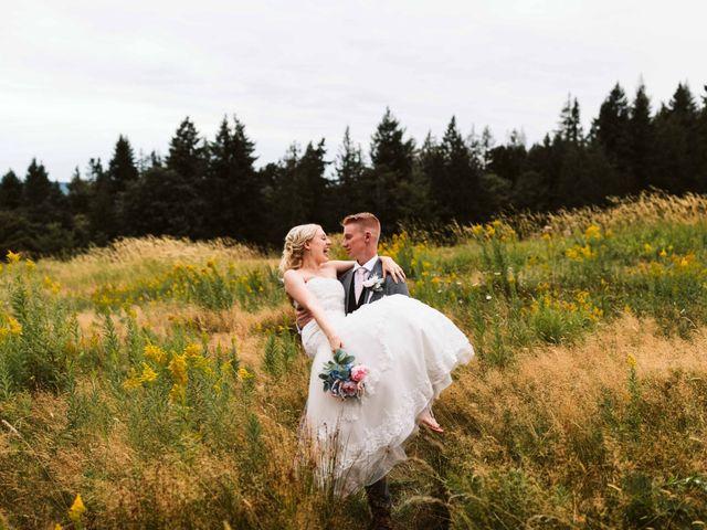 Jason and Kyla's Wedding in Vancouver, Washington 25