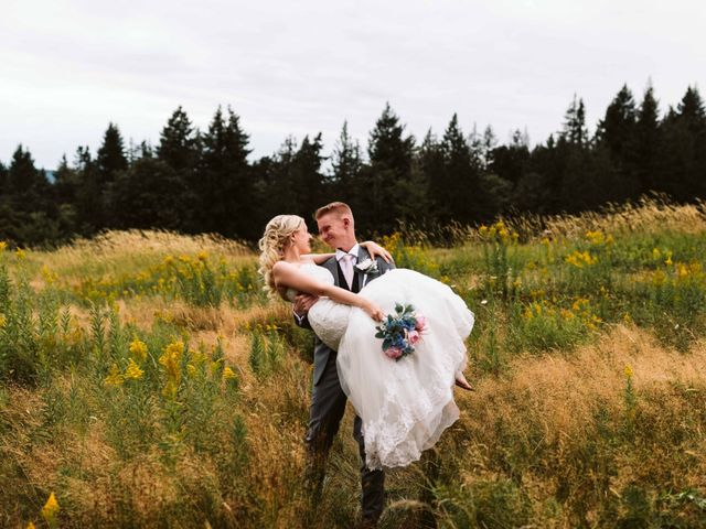Jason and Kyla's Wedding in Vancouver, Washington 26