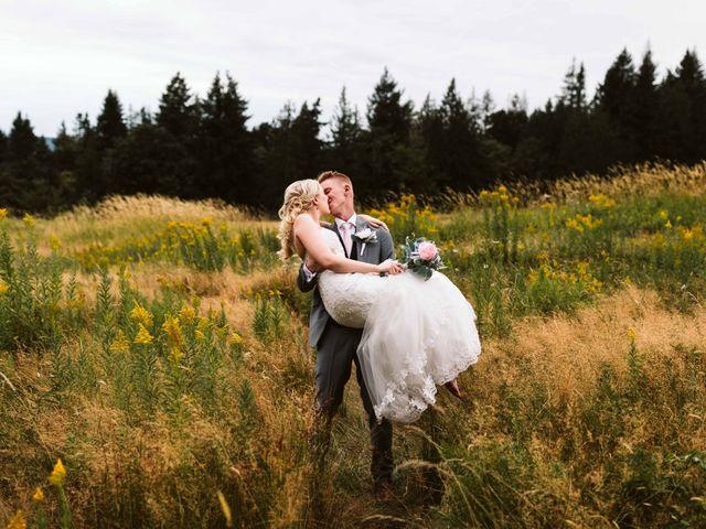 Jason and Kyla's Wedding in Vancouver, Washington 27