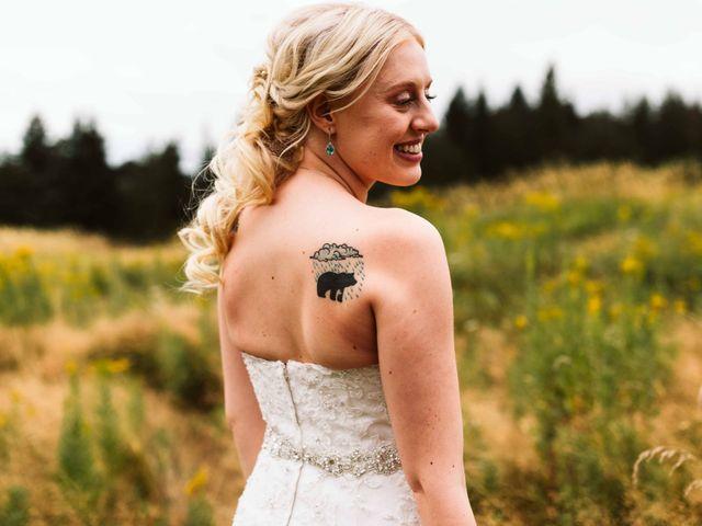 Jason and Kyla's Wedding in Vancouver, Washington 30