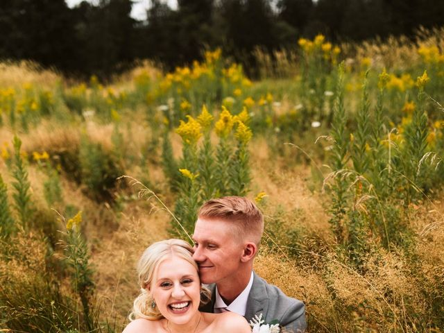 Jason and Kyla's Wedding in Vancouver, Washington 32