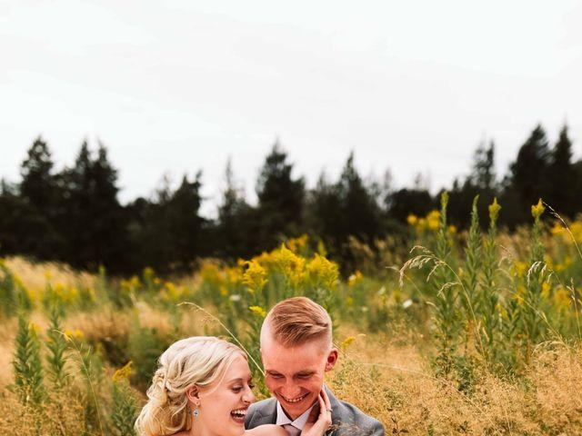 Jason and Kyla's Wedding in Vancouver, Washington 33