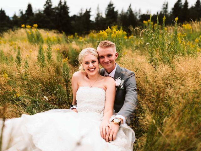 Jason and Kyla's Wedding in Vancouver, Washington 34