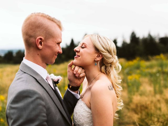 Jason and Kyla's Wedding in Vancouver, Washington 35