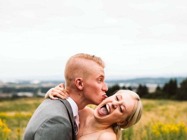 Jason and Kyla's Wedding in Vancouver, Washington 38