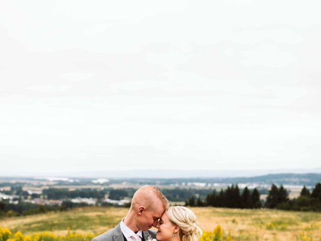 Jason and Kyla's Wedding in Vancouver, Washington 40