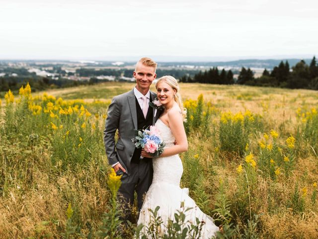 Jason and Kyla's Wedding in Vancouver, Washington 41