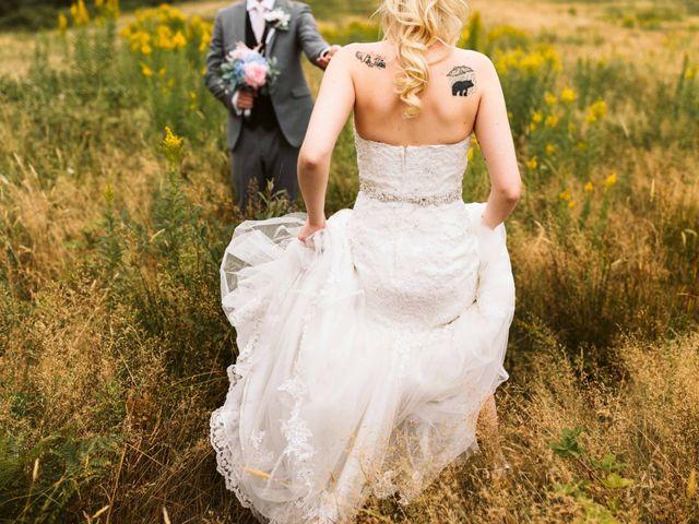 Jason and Kyla's Wedding in Vancouver, Washington 42