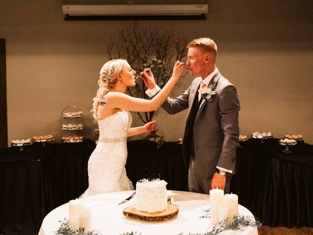 Jason and Kyla's Wedding in Vancouver, Washington 44